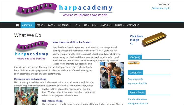 Harp Academy
