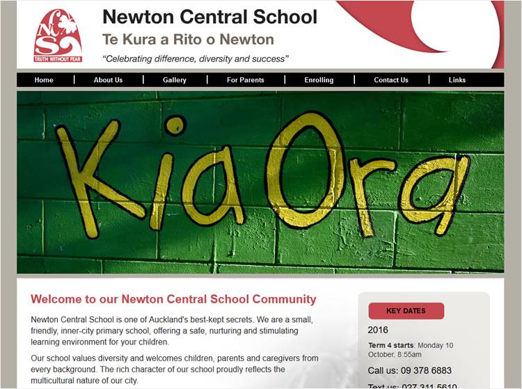 Newton Central Schooll